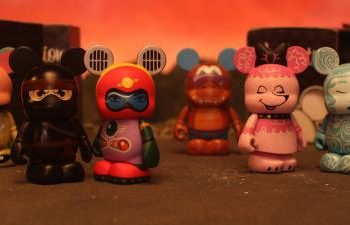 Disney and Google Premiere 'Blank: A Vinylmation Love Story' Short Film Available Exclusively on Google Play