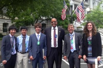 Disney Supports Young Dreamers and Doers at the White House's First Maker Faire
