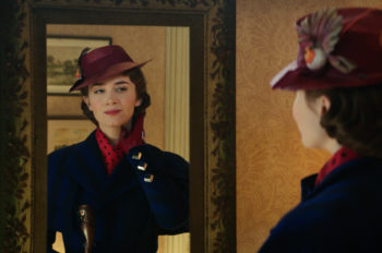 'Mary Poppins Returns' Teaser Trailer Debuts During Oscars