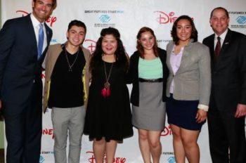 Disney and Boys & Girls Clubs Los Angeles County Alliance Honor 2014 Youth of the Year Finalists