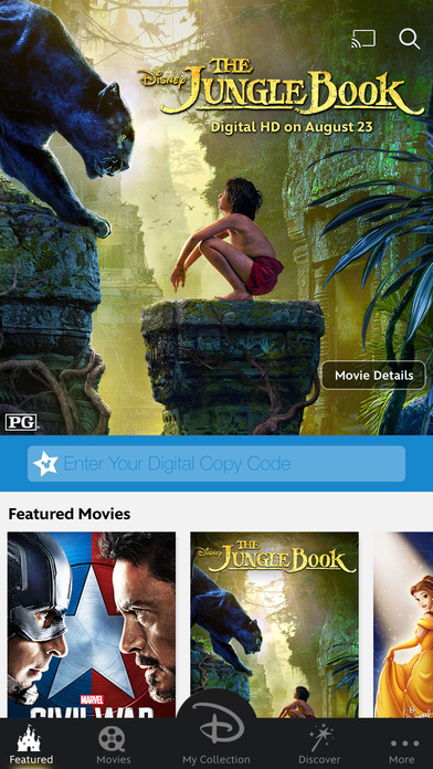 Disney Movies Anywhere Adds Fios by Verizon - The Walt Disney Company