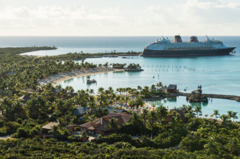 Disney Castaway Cay Named the Best Cruise Line Private Island by Cruise Critic