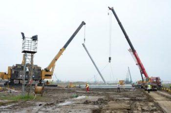 Construction Milestones Continue at Shanghai Disney Resort