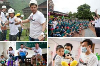 Disney VoluntEARS Make Positive Impact in Communities Across China and Hong Kong