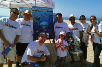 Disney VoluntEARS Participate in Coastal Cleanups from Los Angeles to Hong Kong